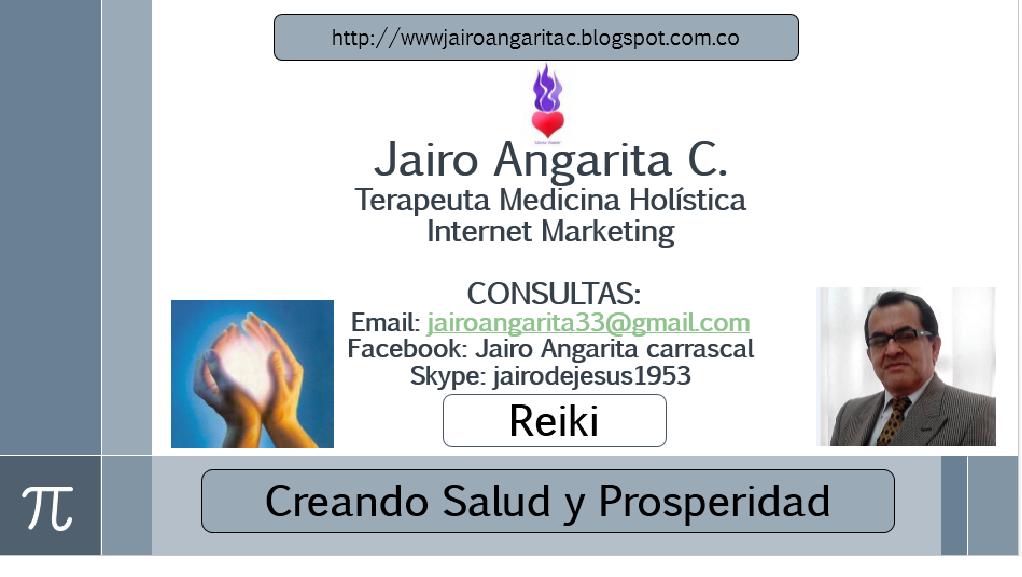 JAIRO ANGARITA CARRASCAL