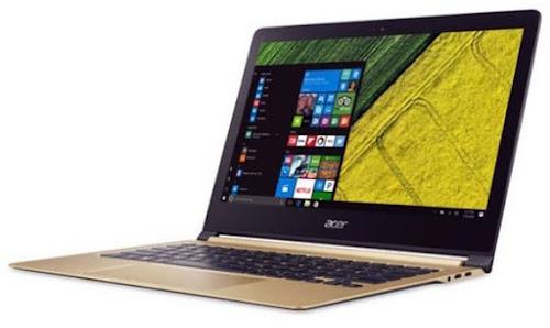 Acer apresenta novo notebook mais fino do mundo com 9,9 mm