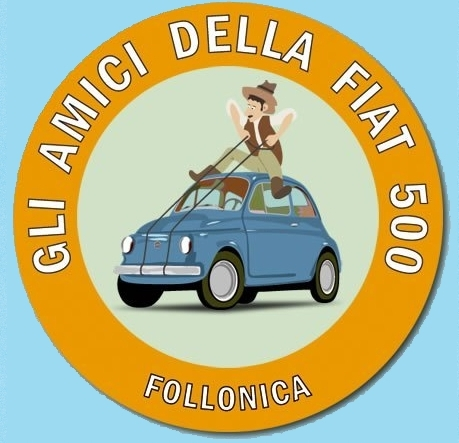 Club Fiat 500 Follonica