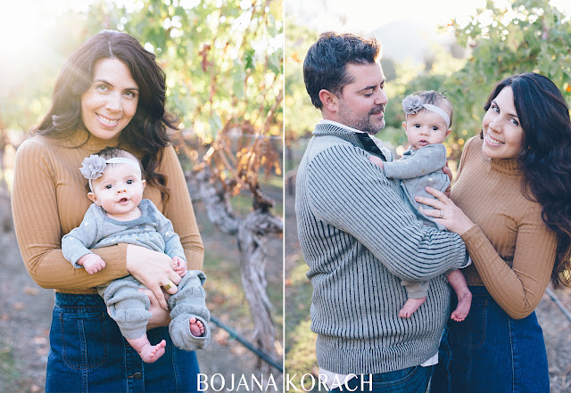family photography at wente vineyards