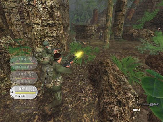 Conflict Vietnam ScreenShot