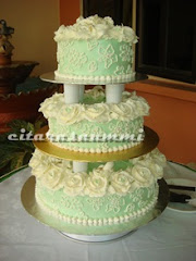 WEDDING/ENGANGEMENT CAKE