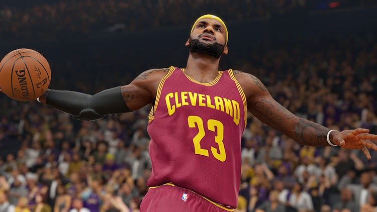 NBA 2K15 Patch #3 PC Download