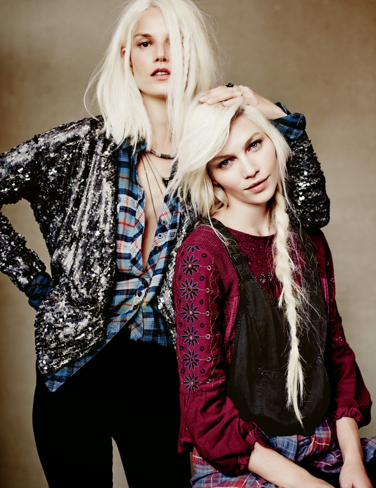 Free People's November 2014 Campaign