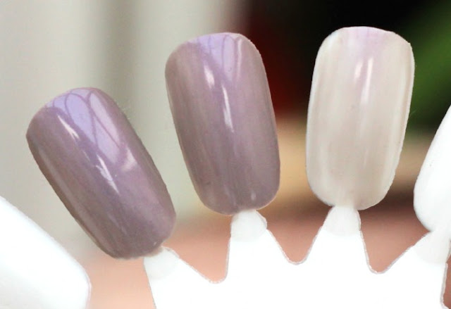 Orly nail polish in Sweet Dreams
