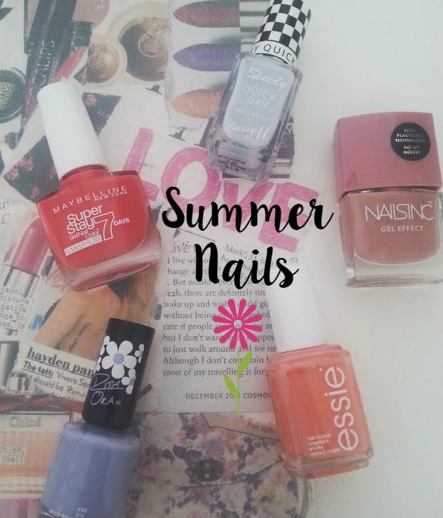 Summer Nails 2015