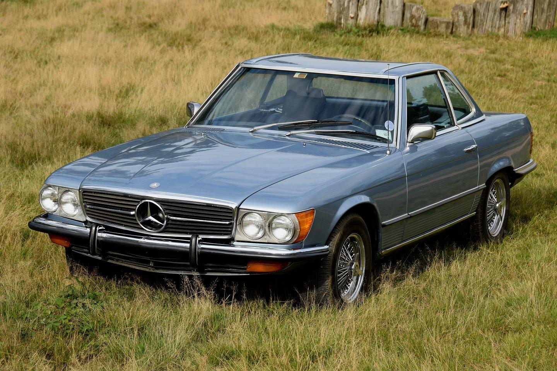 Stuurman classic and special cars mercedes benz 450 sl for Mercedes benz 450 sl