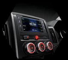 Audio Mitsubishi Delica