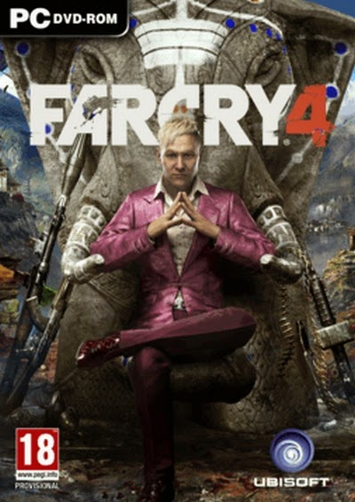 [Gamegokil.com] Far Cry 4 [Iso] Single Link