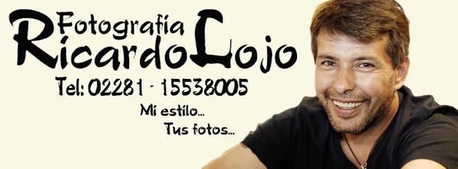 RICARDO LOJO FOTOGRAFIA 02281-15538005