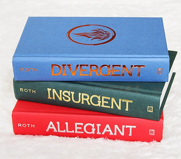 divergent series book 4 pdf