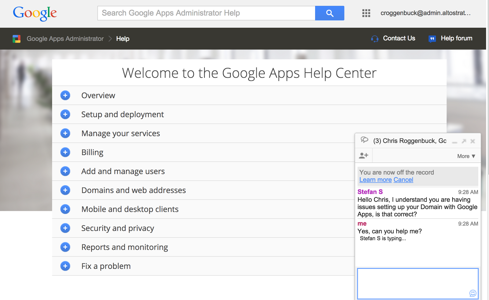 Official Google Cloud Blog: Improvements to Google Apps for Work ...