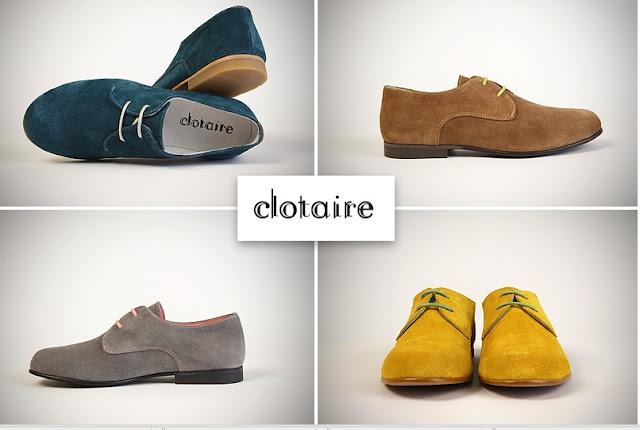 10 paires de chaussures Clotaire