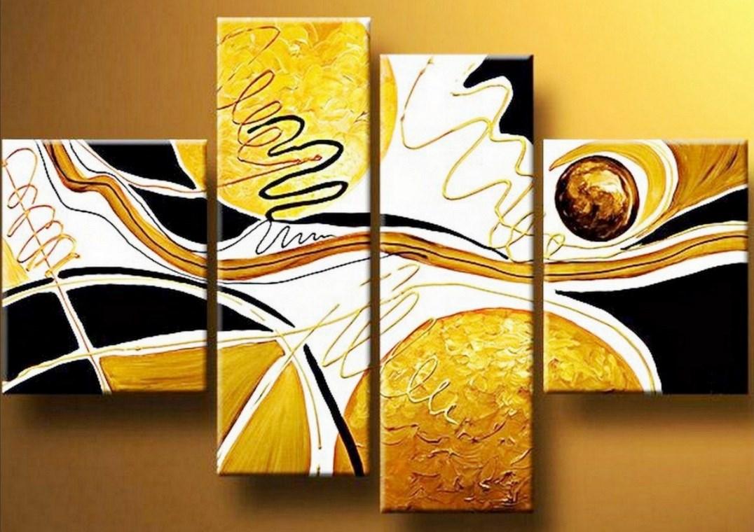 Cuadros modernos pinturas y dibujos cuadros decorativos - Cuadros decorativos para cocina abstractos modernos ...