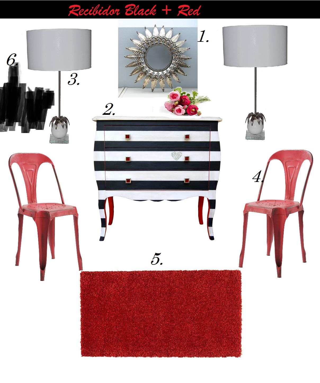 Edyta dise o decoraci n blog de decoraci n compras for Recibidor vintage ikea