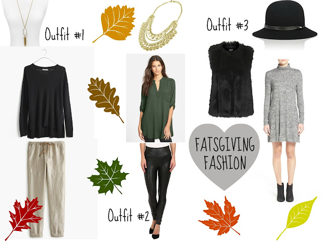 thanksgiving style fashion outfits fall