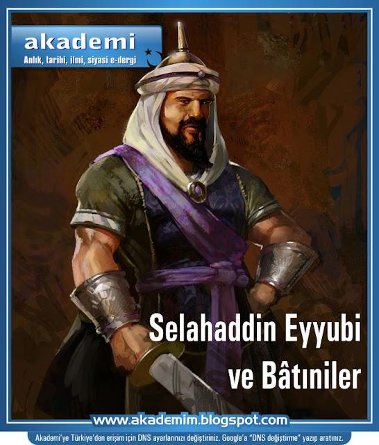 Selahaddin Eyyubi ve Bâtıniler