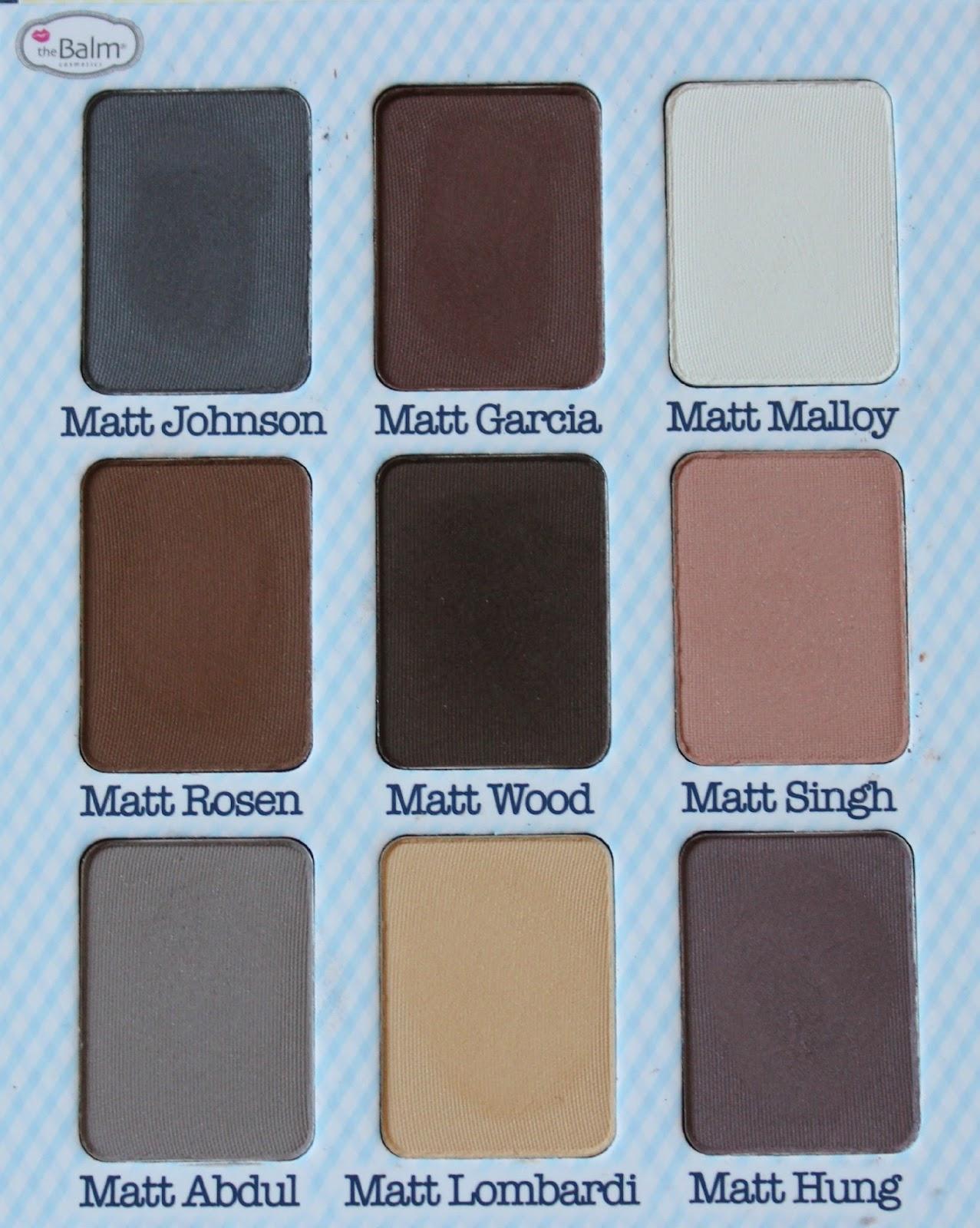 A picture of theBalm Meet Matt(e) Nude