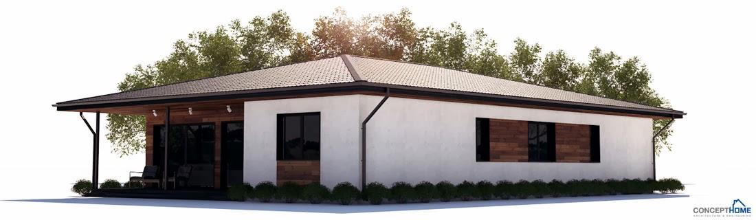 Affordable home plans economical home plan oz5 for Economic house plans