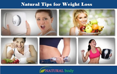 natural tips for weight loss