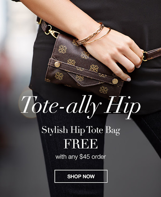 Free Avon Hipbag with your $45+ online order.