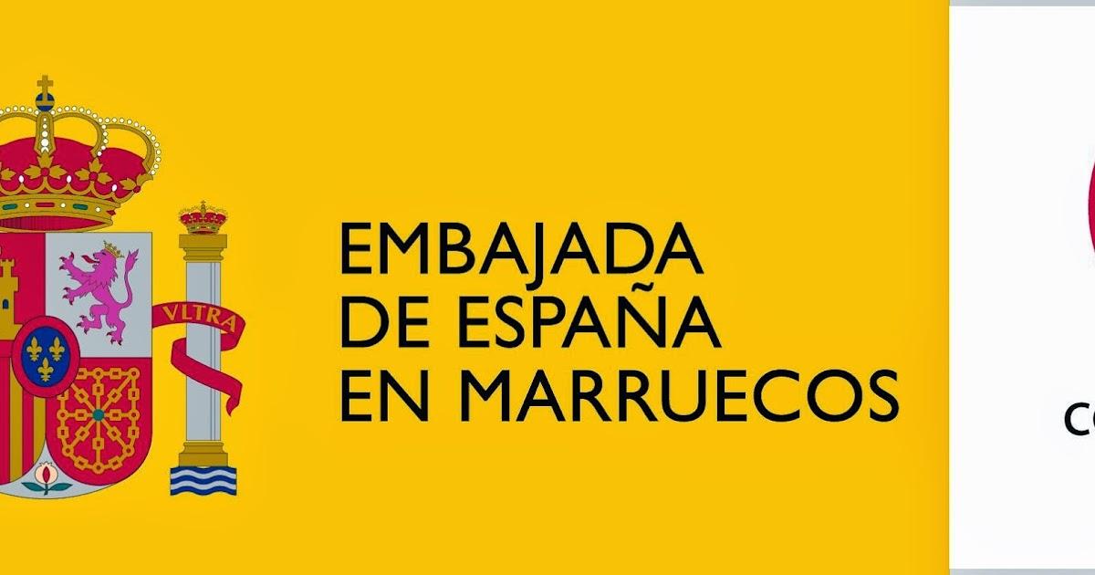 embajada de espana en maruecos