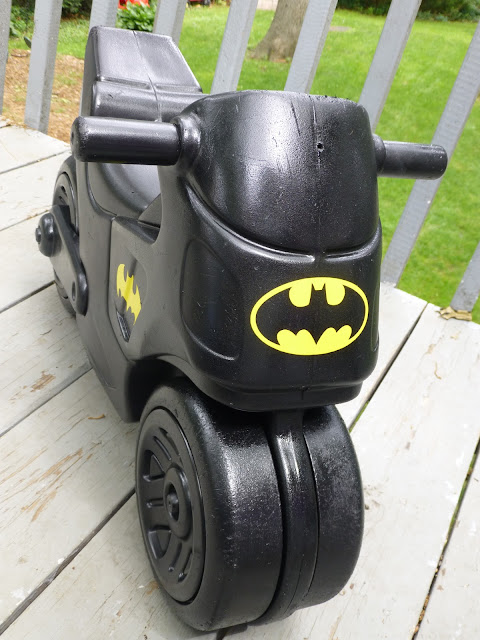 craft, kids, bike, superhero, Bat Man,