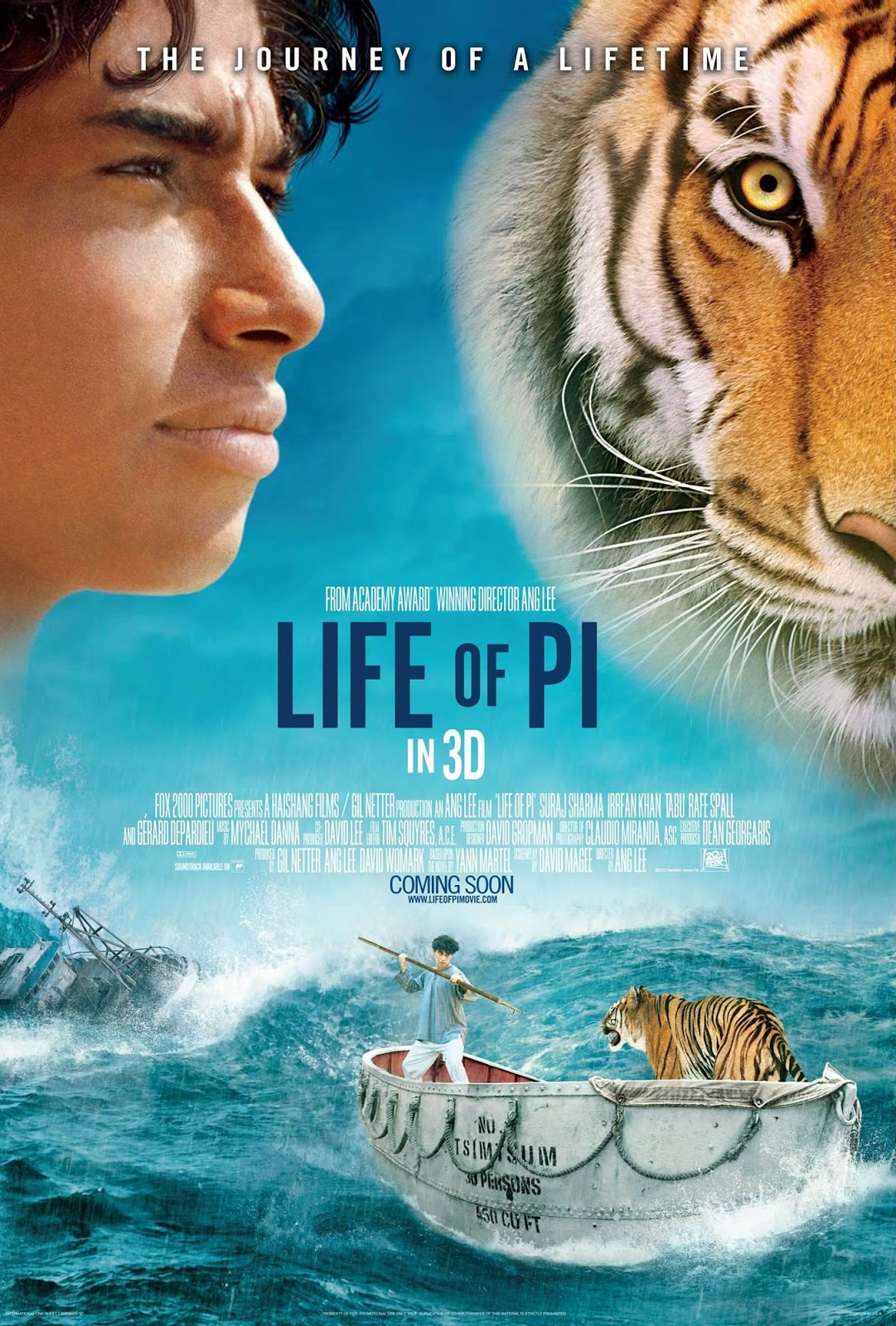 is the life of pi real