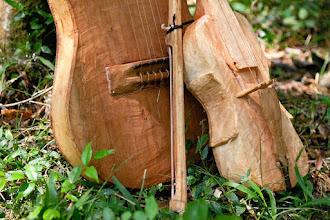 Violin (Rave) y Guitarra (Mbaraka) Mbya Guaraní en Tekoa Katupyry (San Ignacio-Misiones-Argentina)