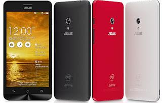 Harga dan Spesifikasi Asus Zenfone 5 Terbaru