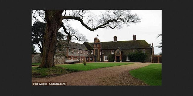 Inilah... Warisan Rumah Mewah untuk Royal Baby Inggris!