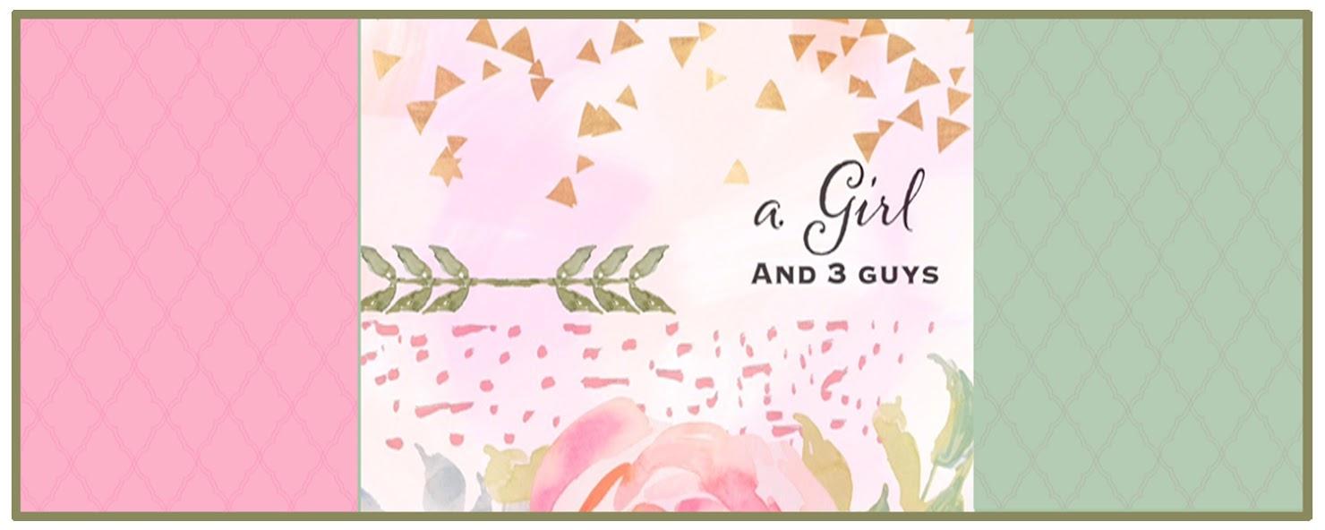 A Girl and 3 Guys