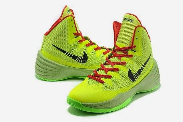 Buy Nike Hyperdunk 2013 New XDR White Black Red Mens Basketball