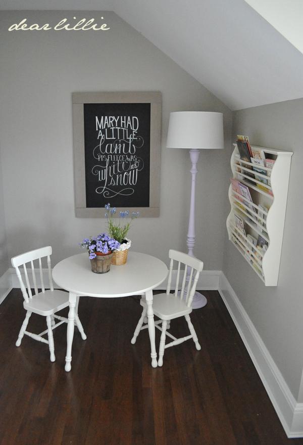 dear lillie everly 39 s nursery. Black Bedroom Furniture Sets. Home Design Ideas
