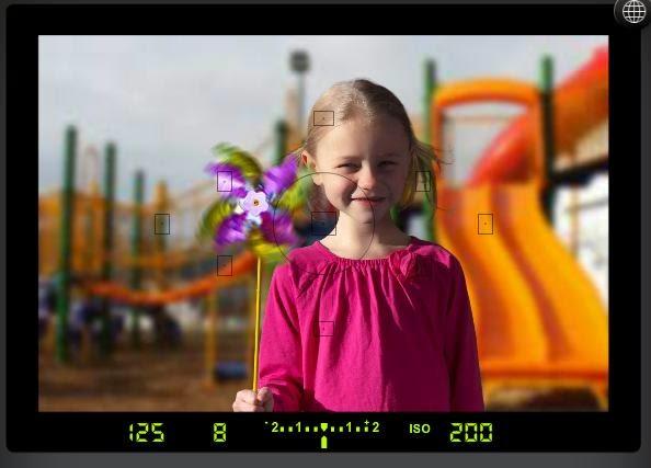 Aprende a manejar una cámara réflex rápidamente con este simulador