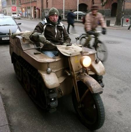 HK 101 German utility vehicle worldwartwo.filminspector.com