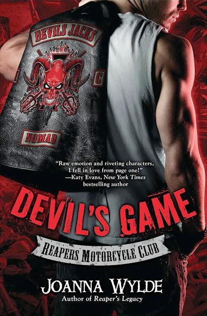 Reapers MC - Tome 3 : Corrupteur de Joanna Wylde Devils+Games