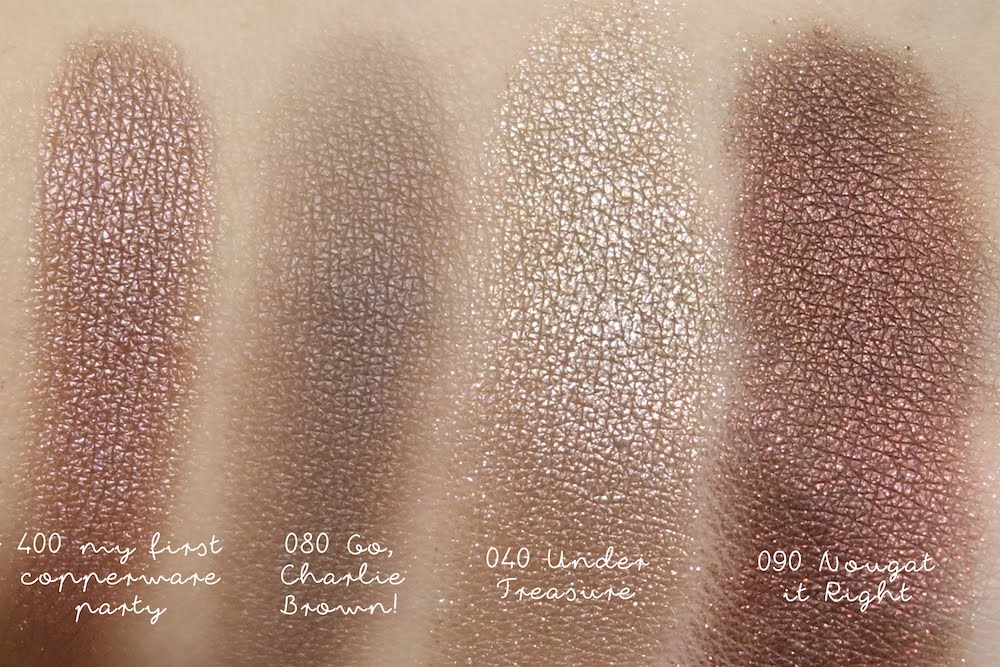 Catrice Liquid Metal and Absolute Eye Colour Review and ...