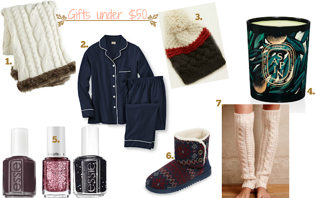 Giftguides Under $50