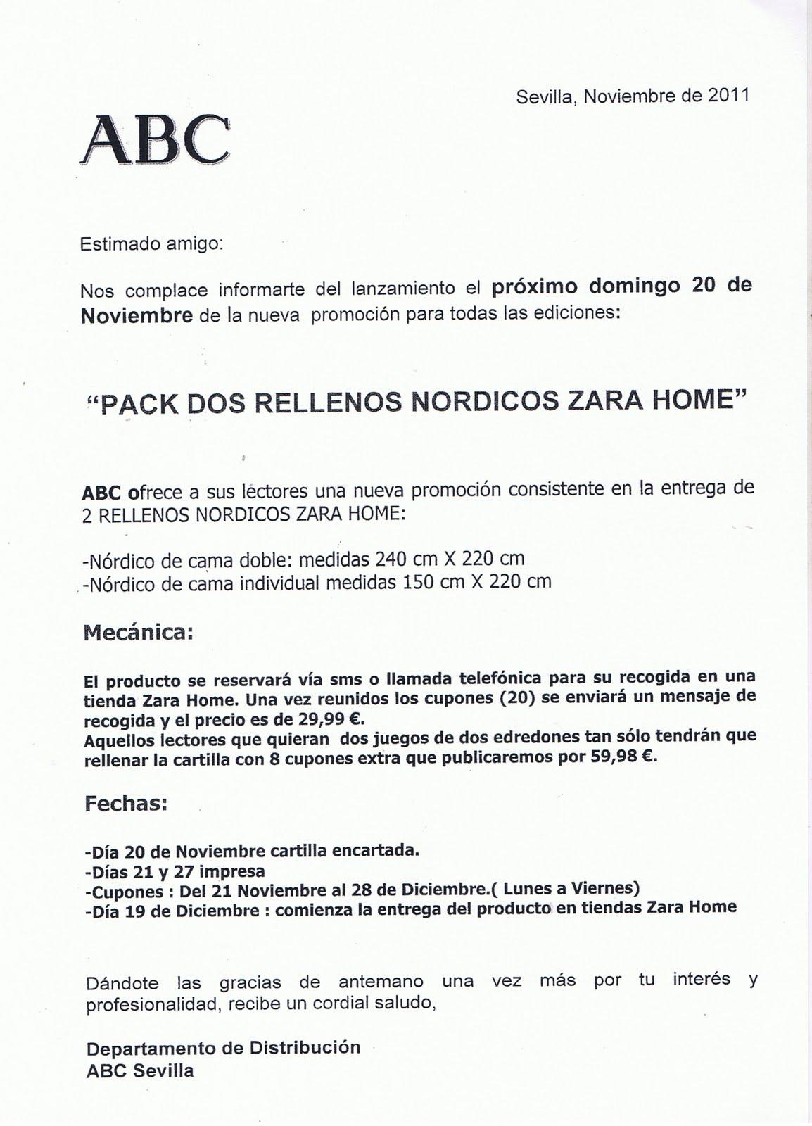 Vendedores de prensa y revistas ciudad de sevilla pack - Zara home sevilla ...