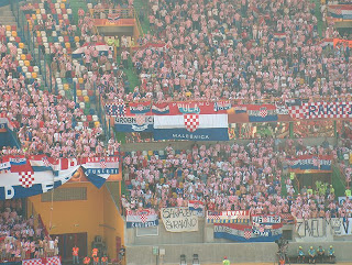 Torcida croata, Hrvatska