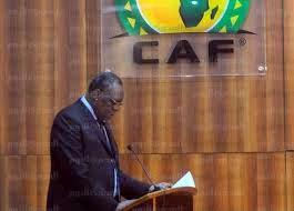 قرار الاتحاد الافريقي كاف بخصوص كأس افريقيا  2015 الثلاثاء 11 نوفمبر  2014