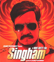 Singham (2011) Hindi Movie Watch Online
