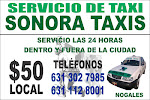 Sonora Taxis