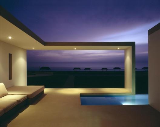 Una casa en la Playa de Las Arenas