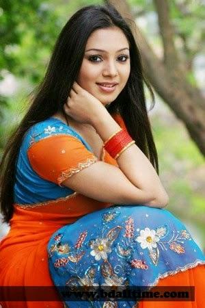 Model and Actress Sadia Jahan Prova