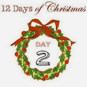 Chipping with Charm: 12 Days of Christmas Logo...http://www.chippingwithcharm.blogspot.com/