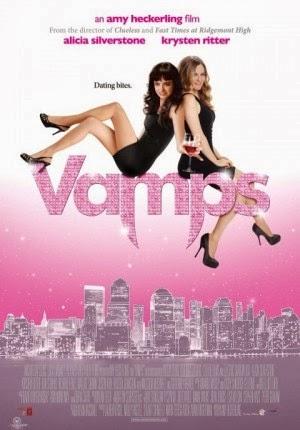Film Vamps 2012 di Bioskop