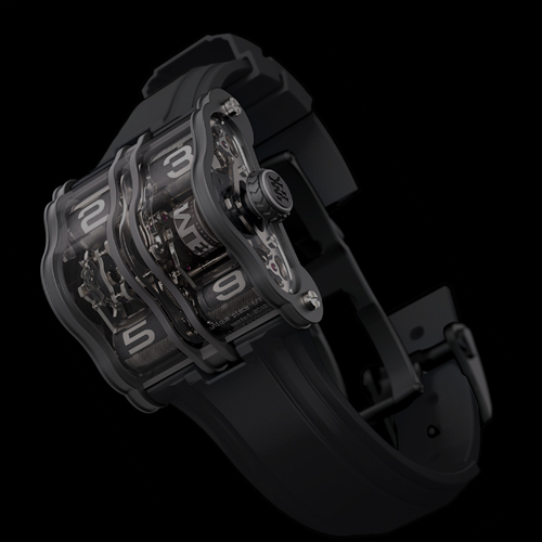 2LMX Transparent Watches Seen On www.coolpicturegallery.us