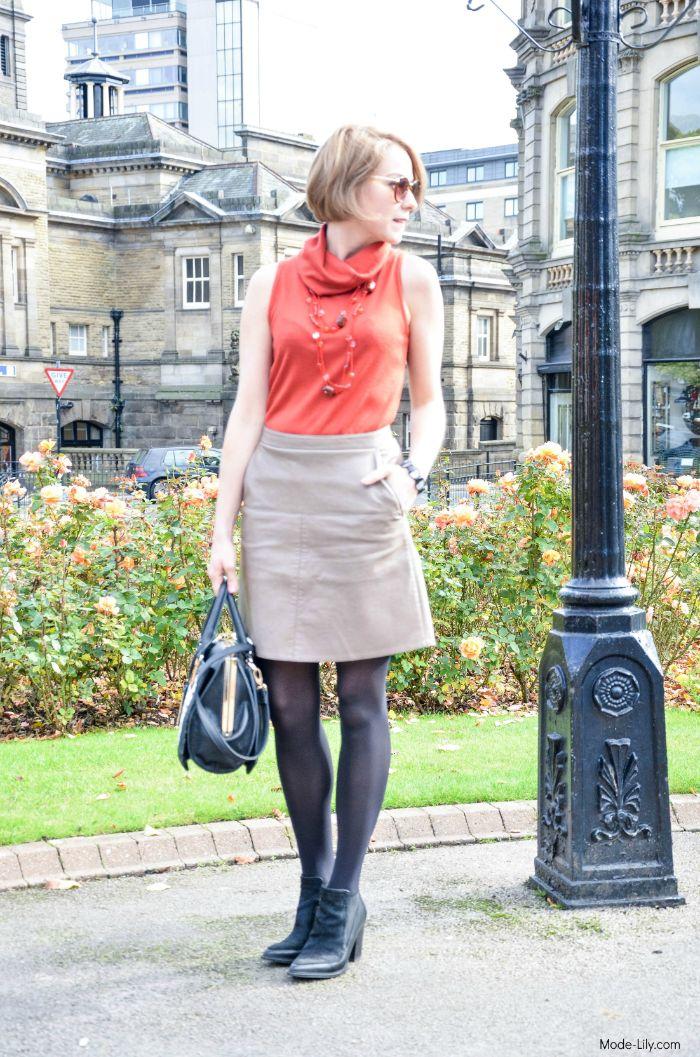 Outfit Post: Autumn Neutrals
